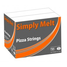 Simply Melt Pizza Cheese Strings 1x1KG