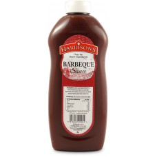 Squeezy BBQ Sauce 4x970ml